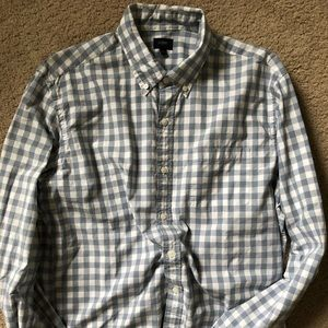 Men's J. Crew Casual Button Down Shirt